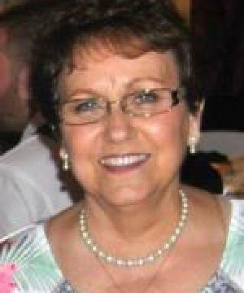 Headshot for Judy Fraker