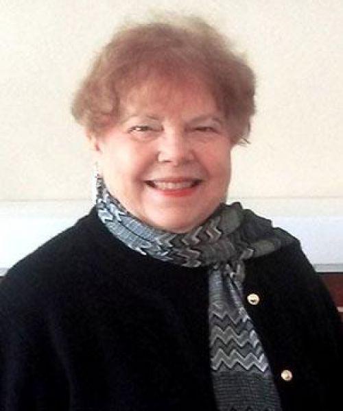 Headshot for Remembering Joanne Schultz