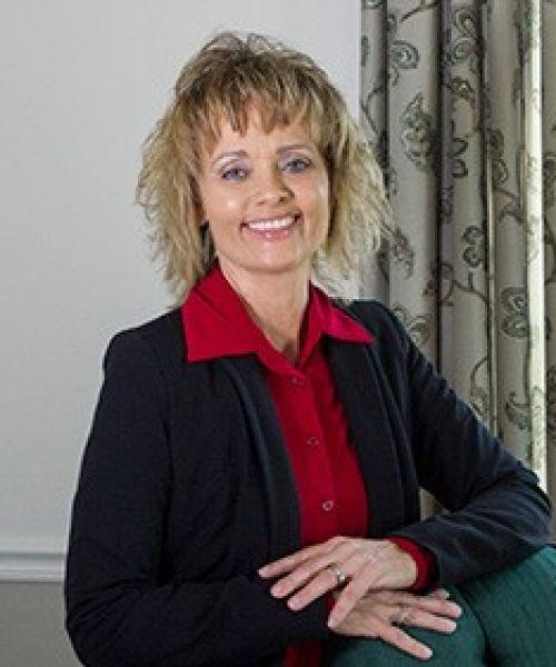 Headshot for Brenda Baker