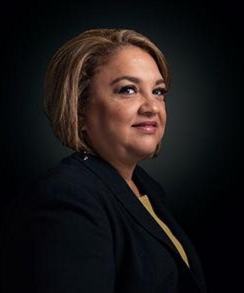 Headshot for Barbara J. Tejeda