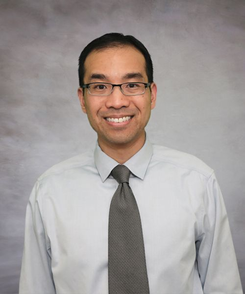Headshot for Kevin Leung, MD