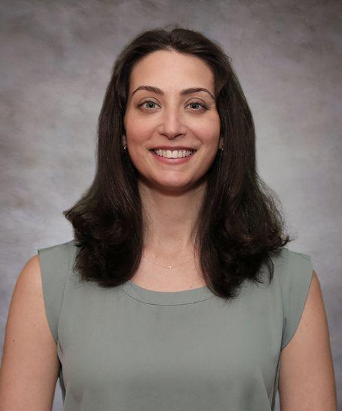 Headshot for Elizabeth Rosenblatt, MD