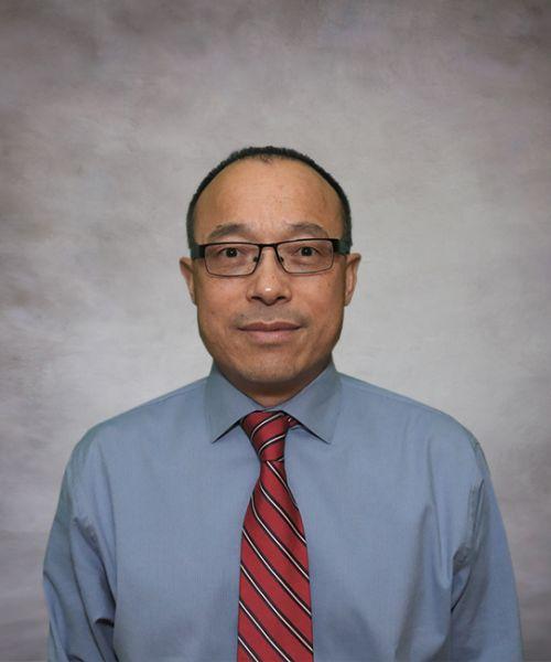 Headshot for Lin Huang, MD, PhD