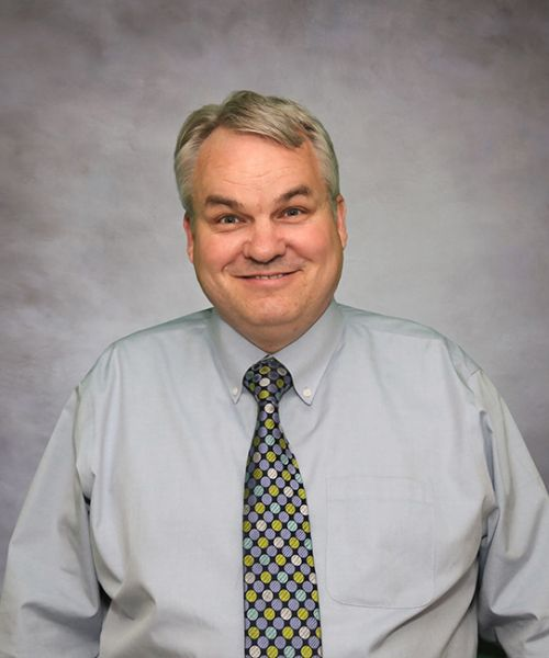 Headshot for Garrick Brown, MD