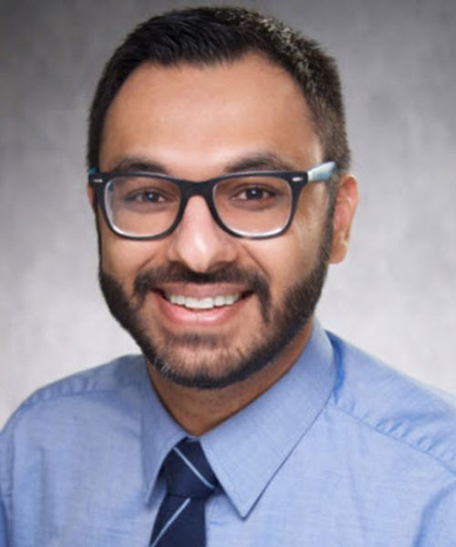 Headshot for Jagpal Klair, MD