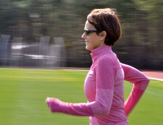 Action Shot for Lisa McMahon
