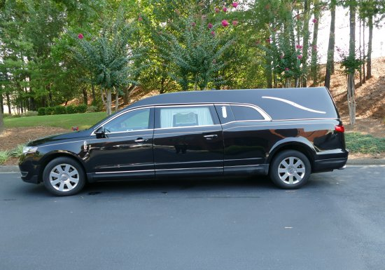 2013 Eagle Lincoln MKT Hearse DBL59154