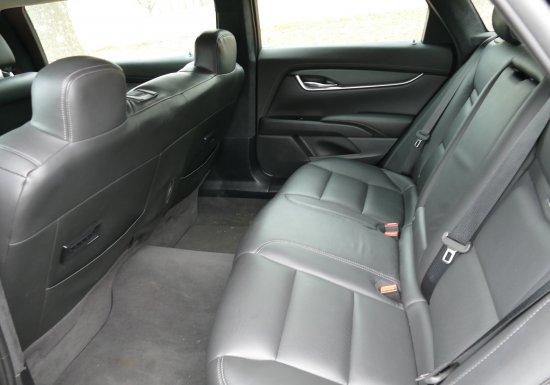 2015 Eagle Cadillac Limo 500073