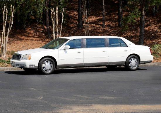 S&S 6-Door Limousine