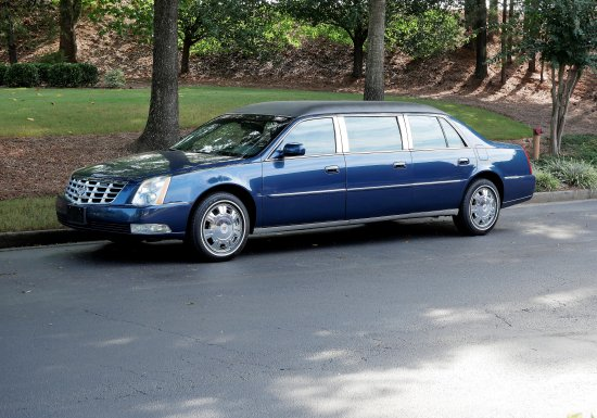 Eagle 6-Door Limousine