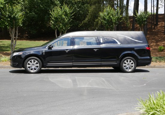 Eagle Lincoln Funeral Coach