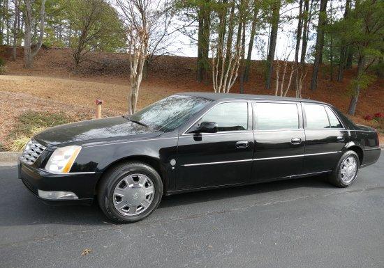 2006 Federal Cadillac Limo 550266