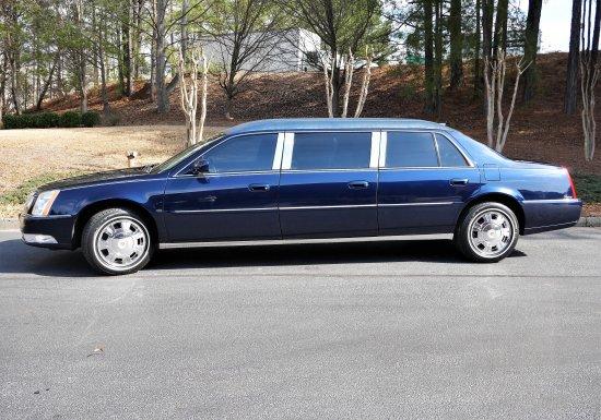 Eagle 6-Door Limousine