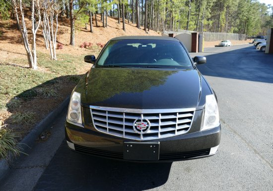 2011 Cadillac Limo 550215