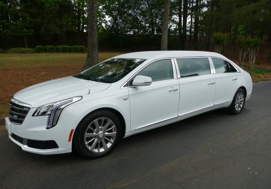 2019 Platinum 6-Door Limo 550287