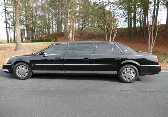 2006 S&S CADILLAC LIMO 550093