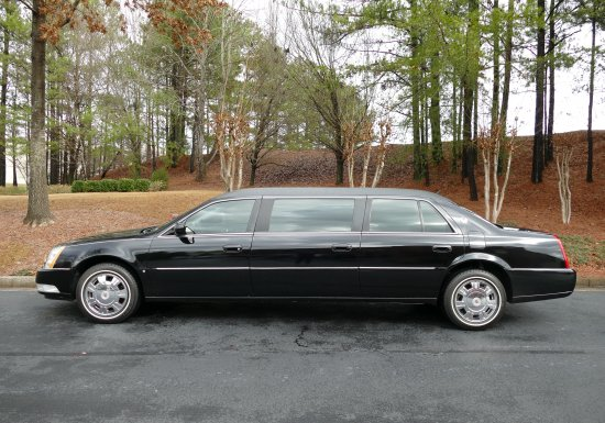 2008 Superior Cadillac Limousine 550200
