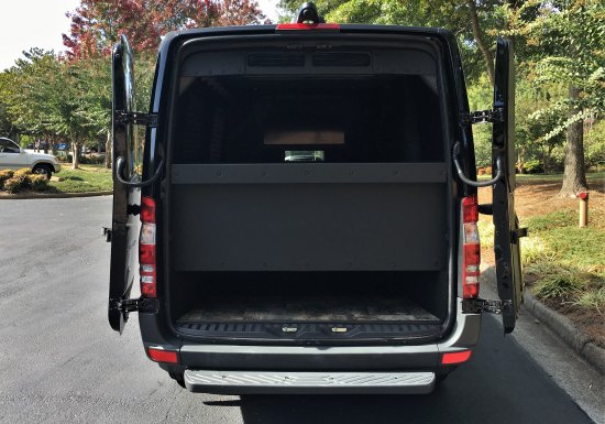 Mercedes Sprinter Limo Low Top