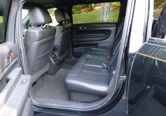 2013 Eagle Lincoln MKT Limo