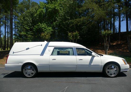 2014 Eagle Cadillac Hearse 9U500312