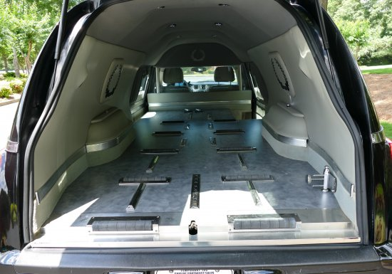S&S Imperial Hearse