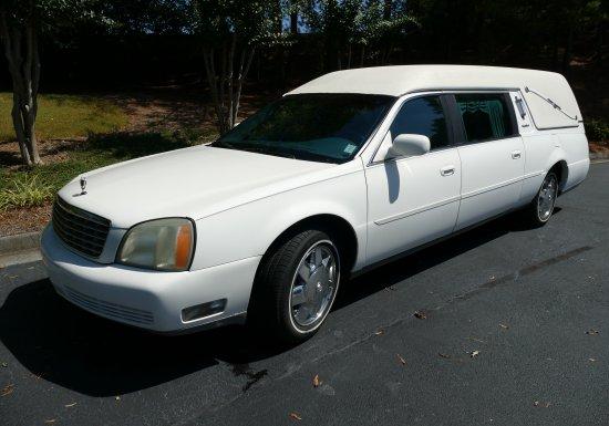 S&S Cadillac Hearse-500073