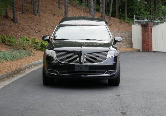 2014 Lincoln Icon Hearse