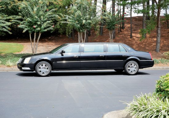 Superior 6 Door Limousine