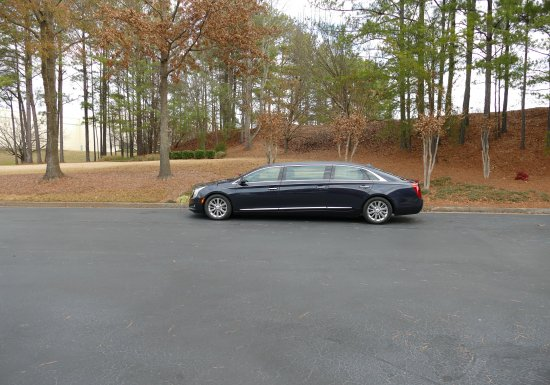 Superior Cadillac Limo (4 in Stock!)