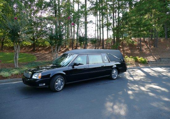 2002 S&S Cadillac Masterpiece Hearse