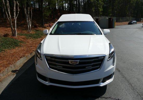 2019 Platinum Cadillac Hearse 501313