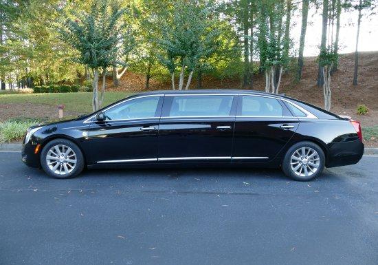 Federal Cadillac Limo 550181