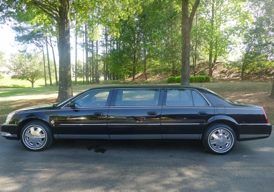 2006 FEDERAL CADILLAC LIMO 6U550933 CLEAN LIMO!