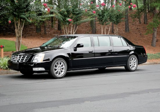 2011 Superior 6-Door Limousine
