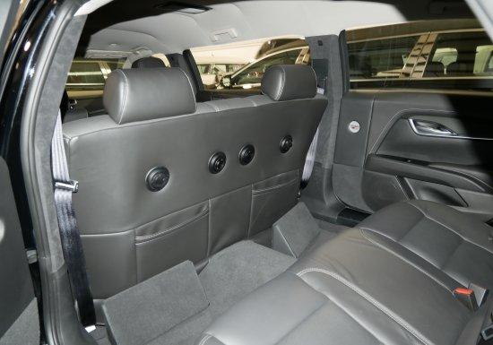 Platinum Limousine