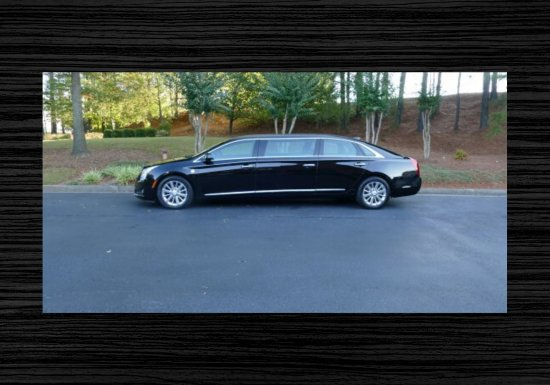 Federal 6-Door Cadi Limo -550038