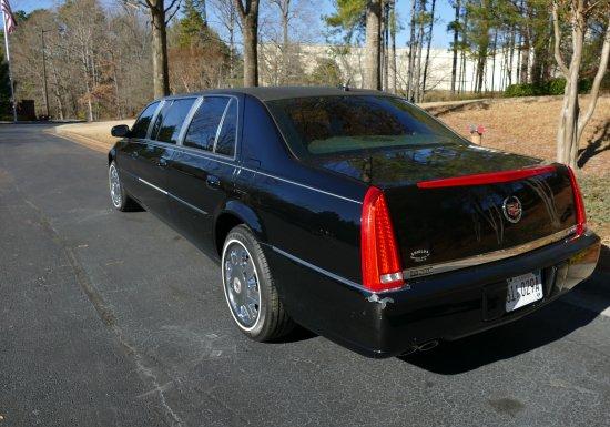 2008 Cadillac Limousine 550597
