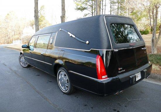 2006 S&S Masterpiece Cadillac Hearse 6U500153