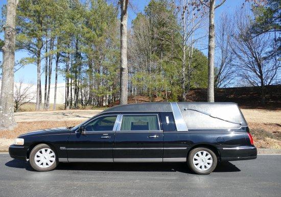 2006 Lincoln Hearse 6Y602638
