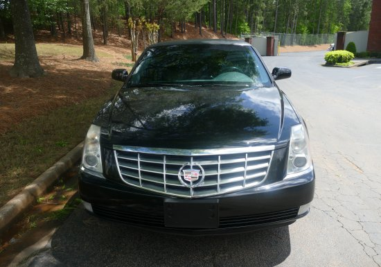 2006 S&S CADILLAC LIMO 550775