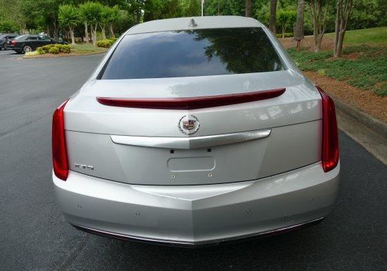 2015 S&S 6-Door Cadillac Limo