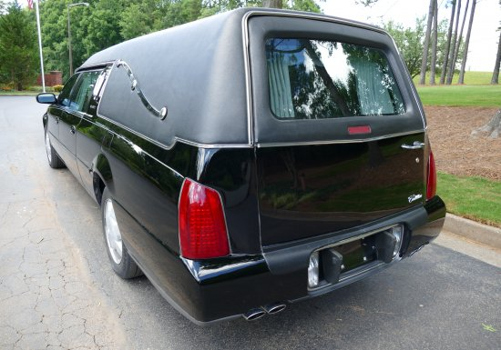 2001 S&S Cadillac Hearse 1U500760