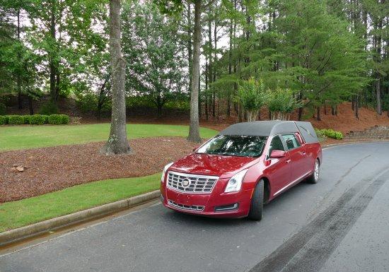 2015 Platinum Cadillac Hearse F9500467