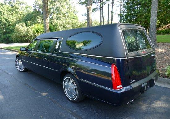 2008 Superior Cadillac Hearse 8U500555