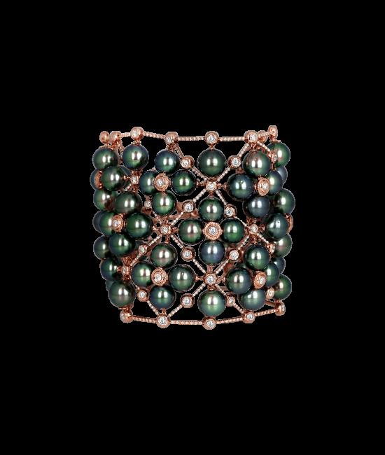La Pearlina Tahitian South Sea Pearl Bracelet