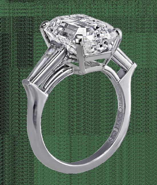 Emerald-Cut Diamond