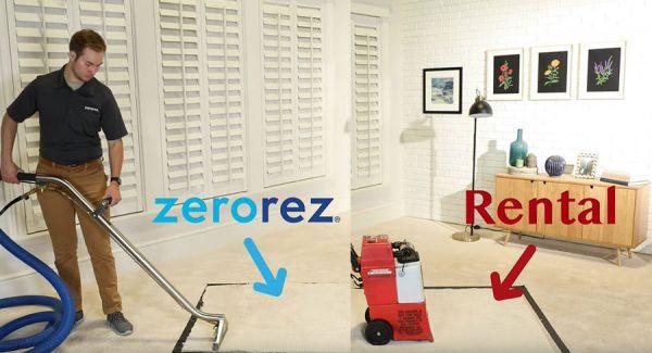 Zerorez Vs Rental Zerorez Sacramento
