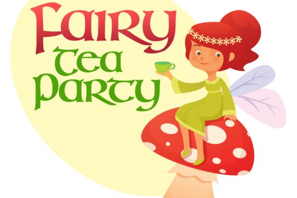 Image for SPECIAL EVENT: Fairy Tea Party