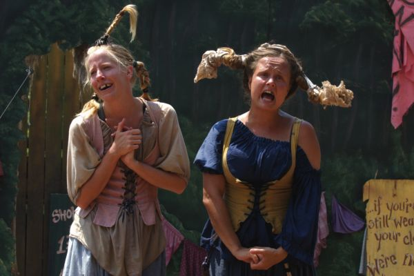 Image for The Washing Well Wenches