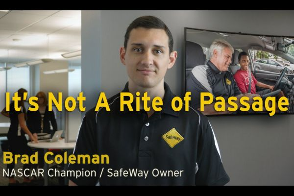Why SafeWay Driving For Teens?